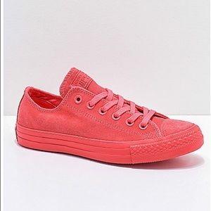 suade converse sneakers